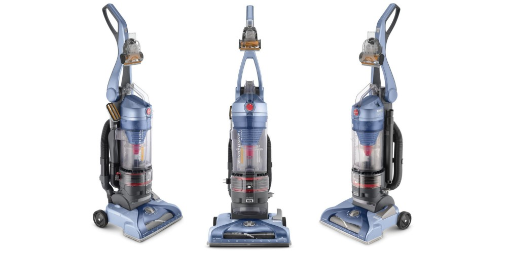 Hoover T-Series WindTunnel Pet Rewind Bagless Upright Vacuum (UH70210)-1