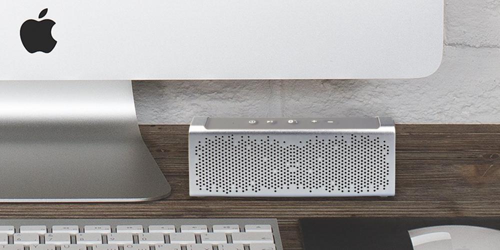 Inateck UltraAluminum Wireless Bluetooth 4.0 Speaker