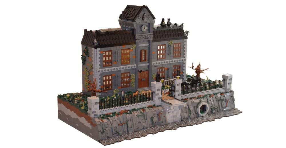 LEGO Arkham Asylum-Batman-01
