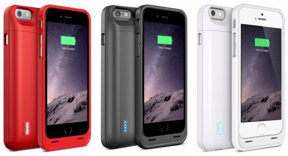Lenmar 3,000mAh Battery Case for iPhone 6