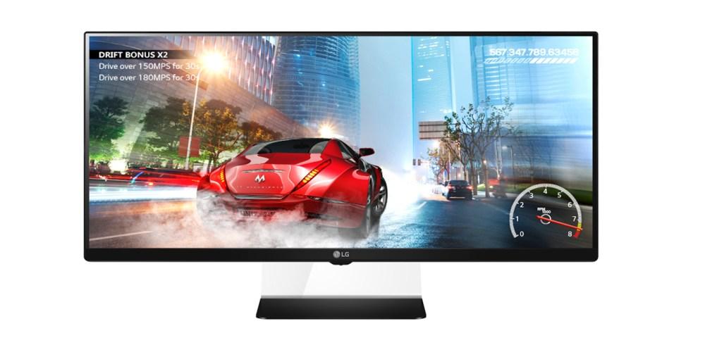 LG 34UM67 34%22 WFHD Monitor