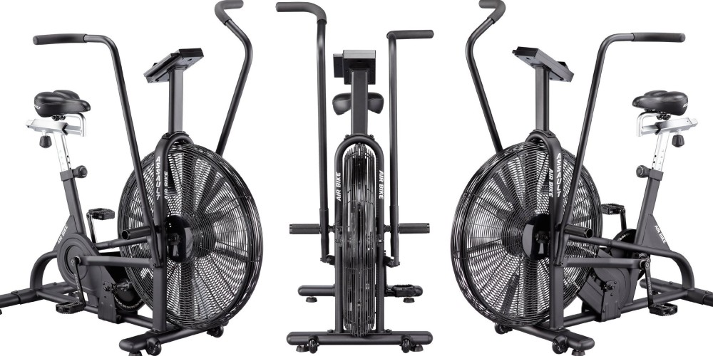 Lifecore Fitness Assault Air Bike Trainer-4