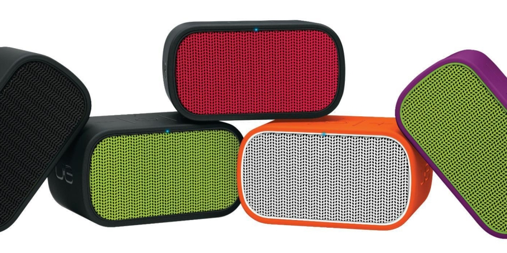 Logitech UE Ultimate Ears MINI BOOM Bluetooth Speaker