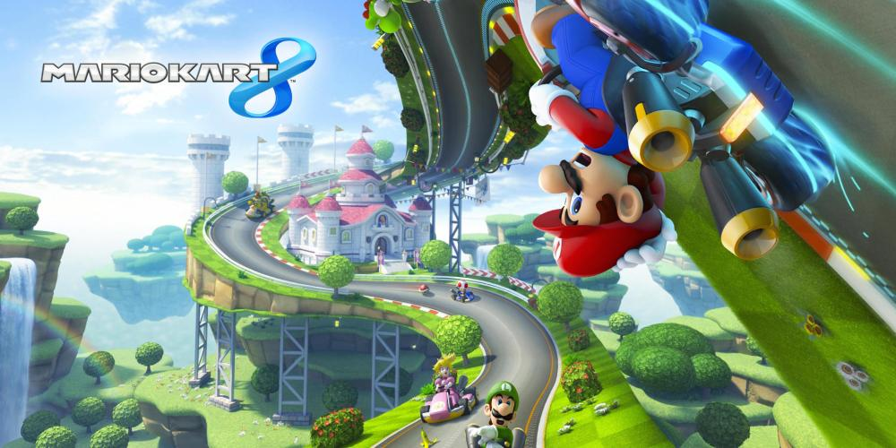 Mario Kart 8-sale-Wii U-01