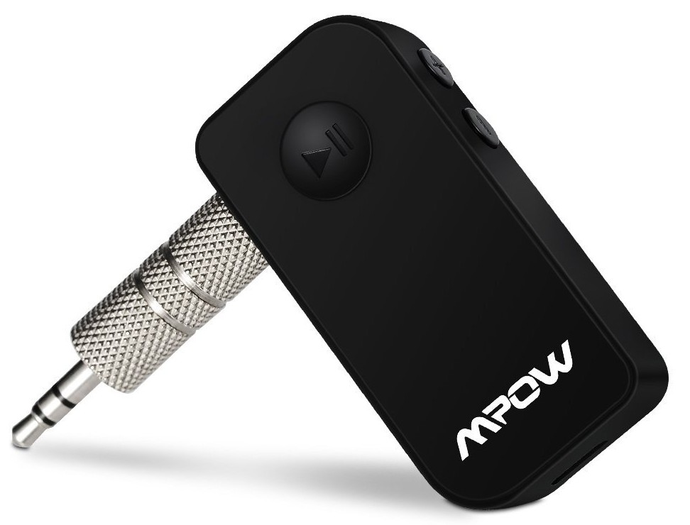 Mpow Portable Bluetooth Receiver
