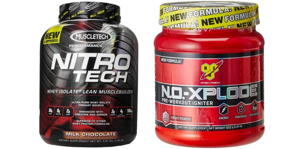 Muscletech Nitrotech Performance Series (3.97 Pounds)-Gold Box -sale-01