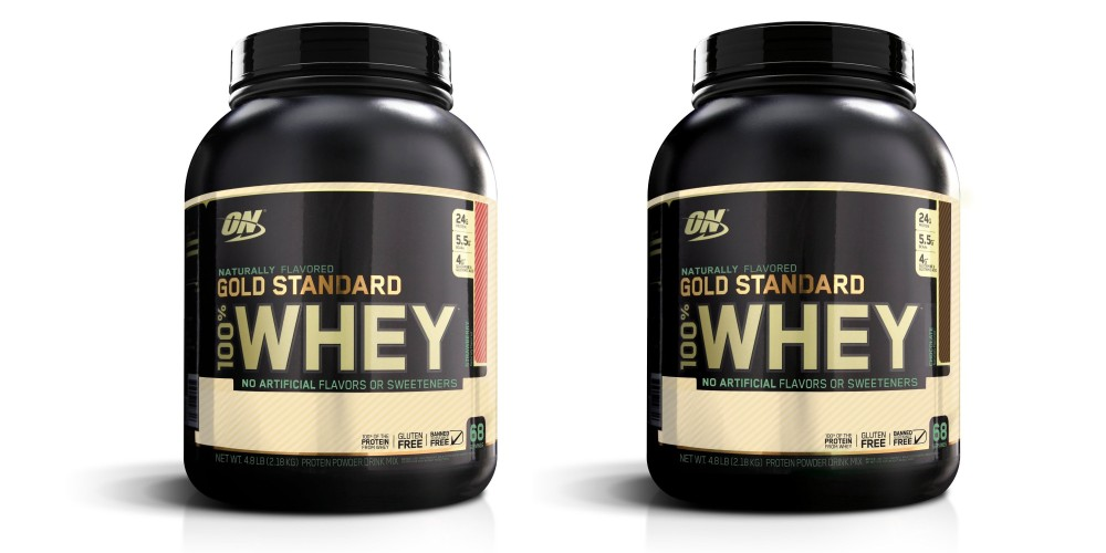 Optimum Nutrition Gold Standard 100% Whey-4