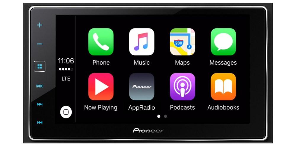 Pioneer SPH-DA120 AppRadio 4 Smartphone Receiver