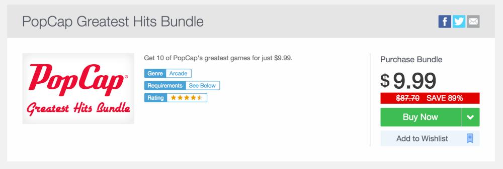 PopCap Greatest Hits Bundle-plants-vs-zombies-2