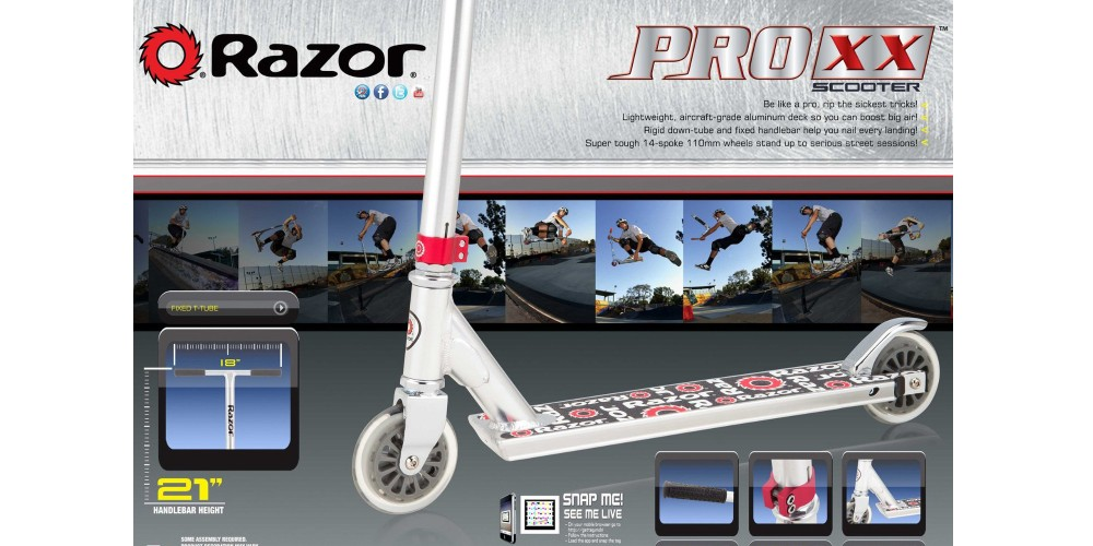 Razor Pro XX Scooter-3