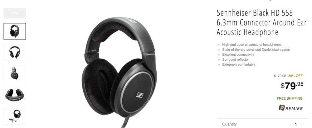 Sennheiser HD 558 Over-Ear Headphones-02