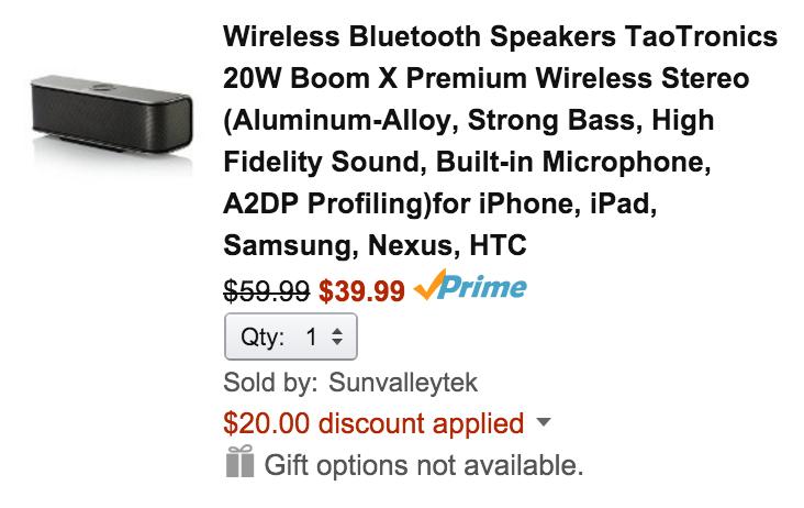 taotronics-20w-bluetooth-speaker-deal