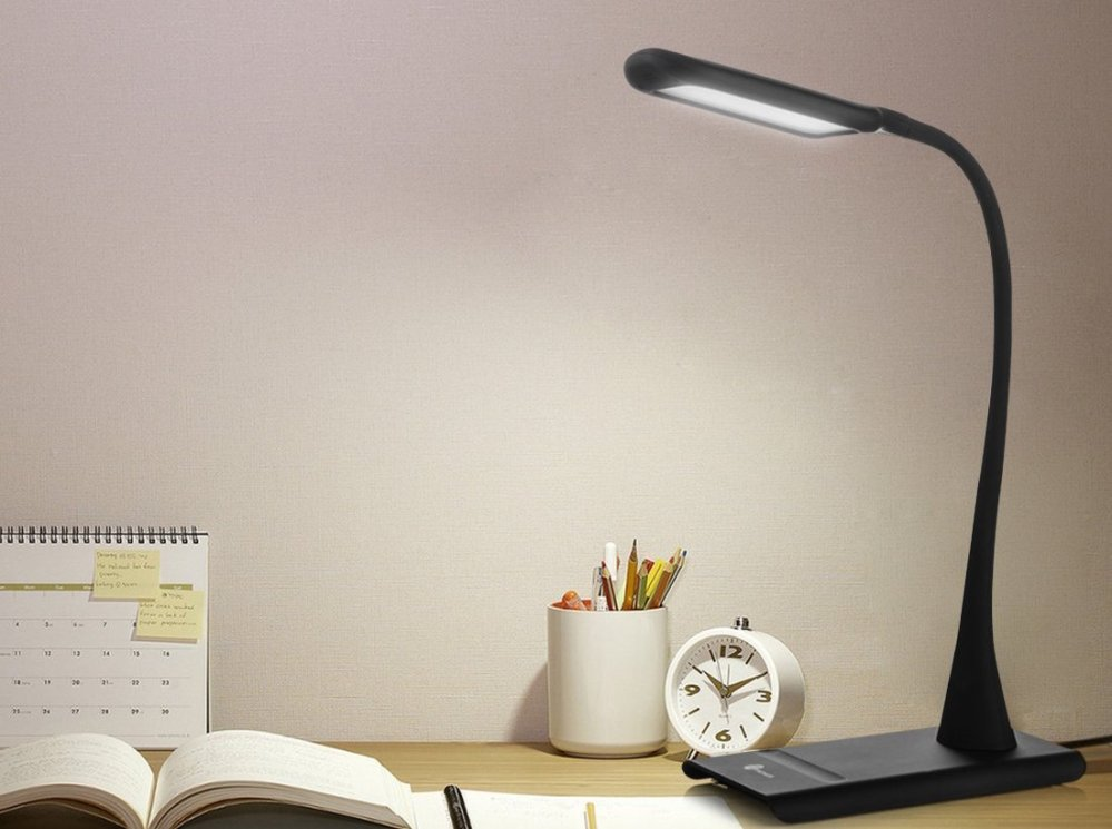 TaoTronics Dimmable Eye-Care LED Desk Lamp with touch controls-sale-01