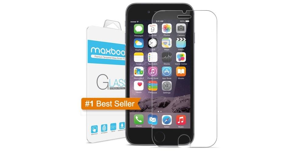 Tempered Ballistic Glass iPhone 6 Plus
