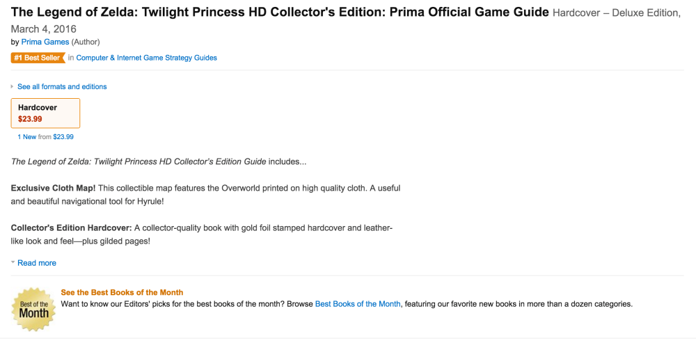 The Legend of Zelda- Twilight Princess HD Collector's Ediition-sale-02