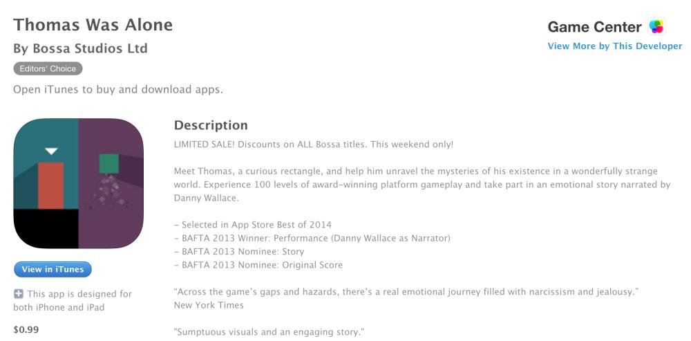Thomas Was Alone-sale-iOS-07