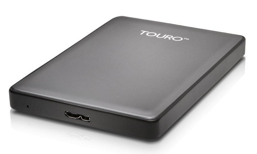 TOURO 1TB USB 3.0 Ultra-Portable Drive