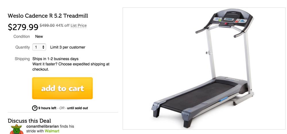 Weslo Cadence R 5.2 Treadmill-03