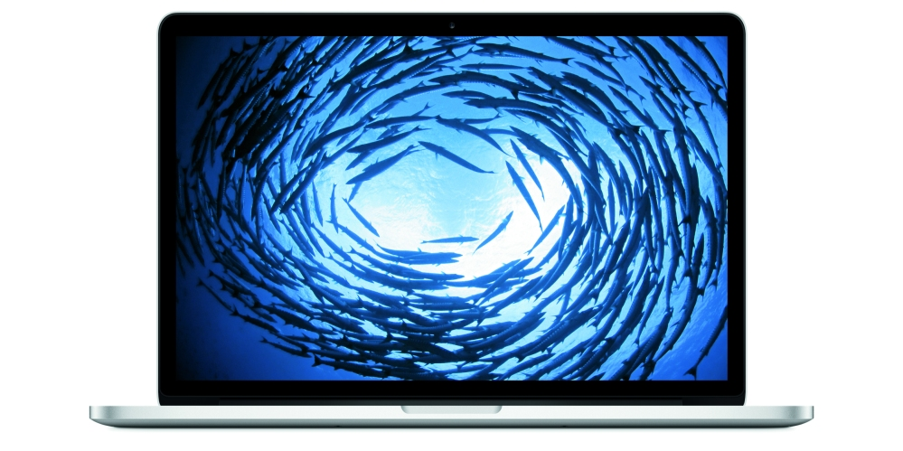 15-inch MacBook Pro with Force Touch Trackpad