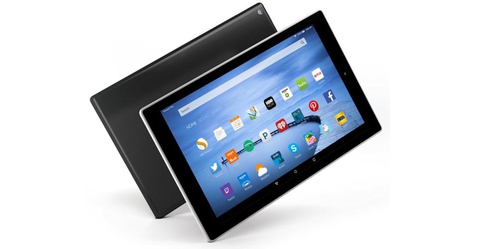 16GB Fire HD 10-inch Tablet