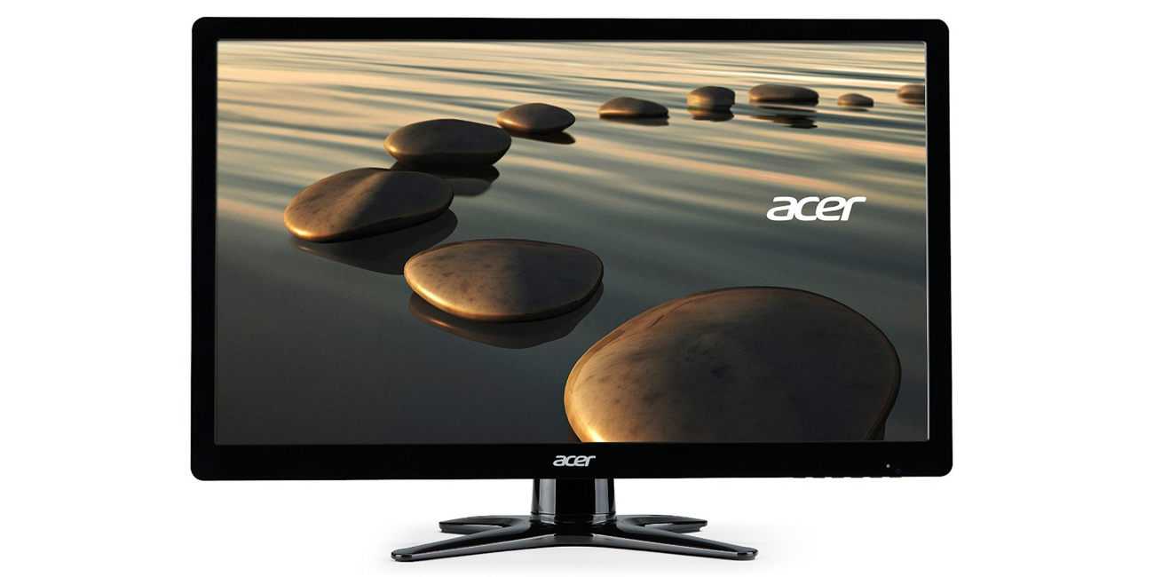 Acer 21 5 Inch Screen 1080p Led Monitor 80 Shipped Orig