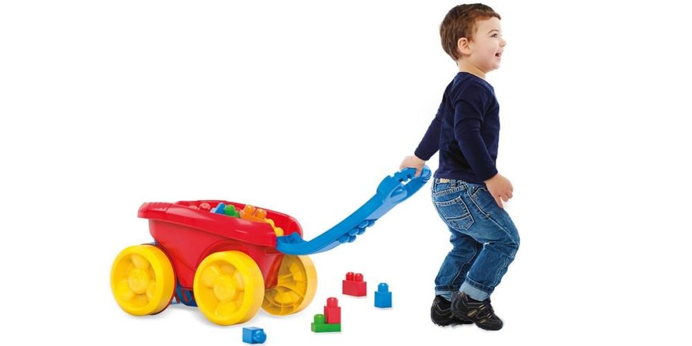 Amazon Mega Bloks construction toys 50% or more off