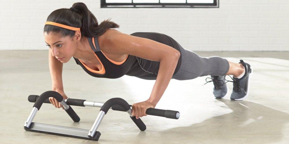 AmazonBasics Pull-Up and Exercise Bar-1