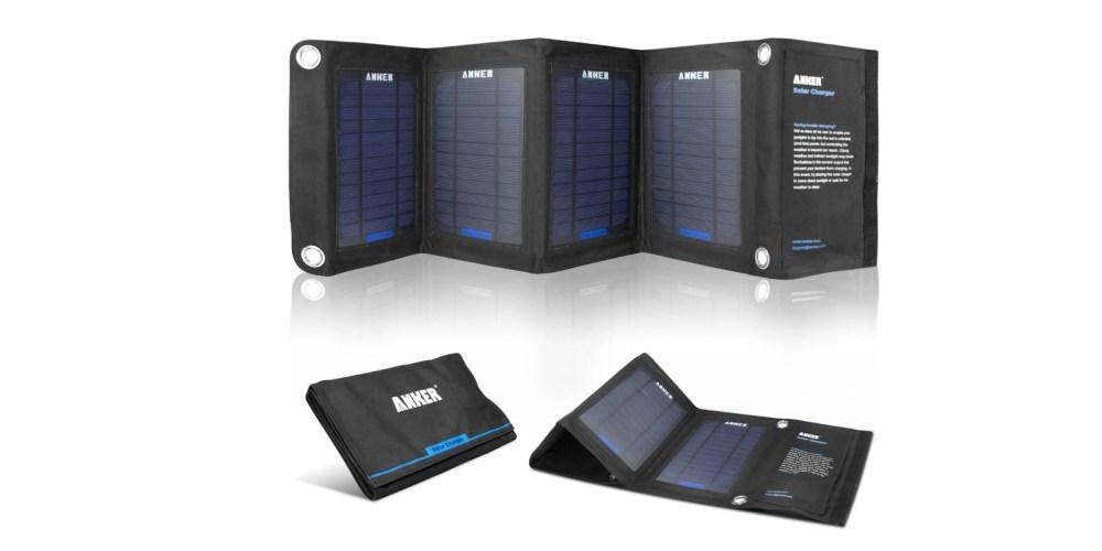 Anker 15W 2-Port USB Solar Charger