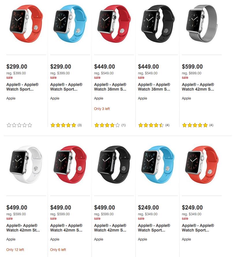 Apple Watch Target