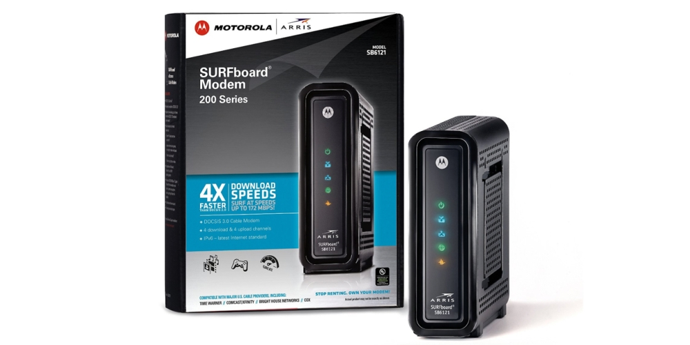 ARRIS - SURFboard DOCSIS 3.0 High-Speed Cable Modem