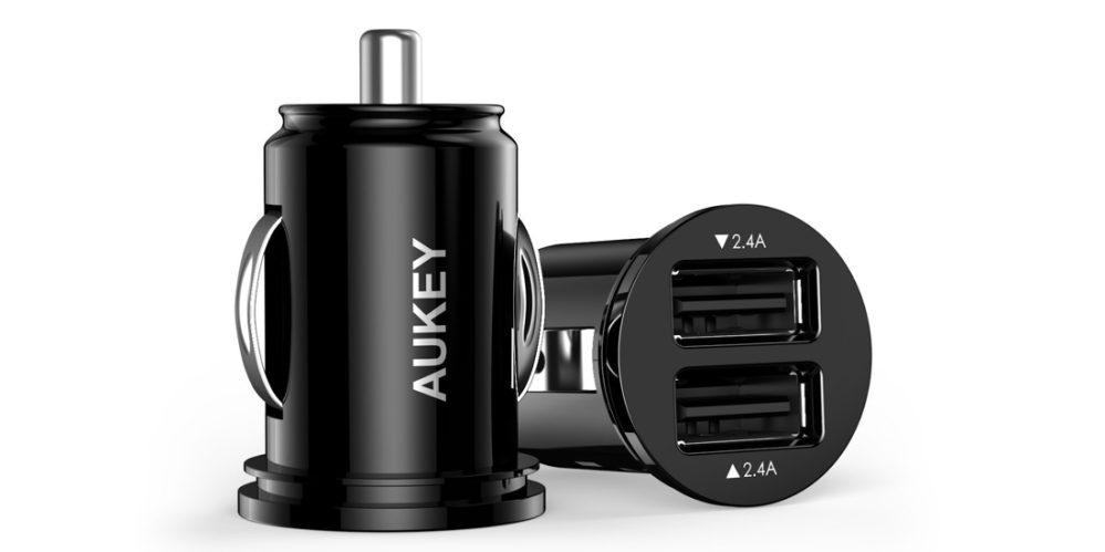 Aukey Dual USB Car Charger