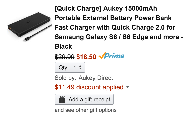 aukey-quickcharge-2-amazon-deal