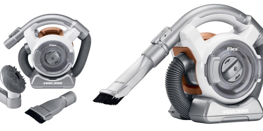 Black & Decker Flex Vac Cordless Ultra-Compact Vacuum Cleaner (FHV1200)-3