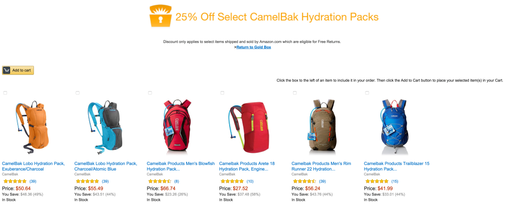 CamelBak Hydration Packs-5
