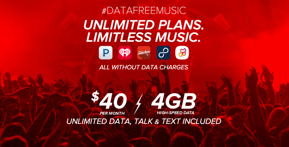 Data Free Music Virgin