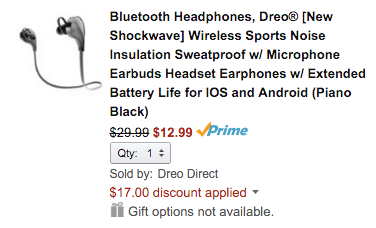 dreo-bluetooth-earbuds-deal