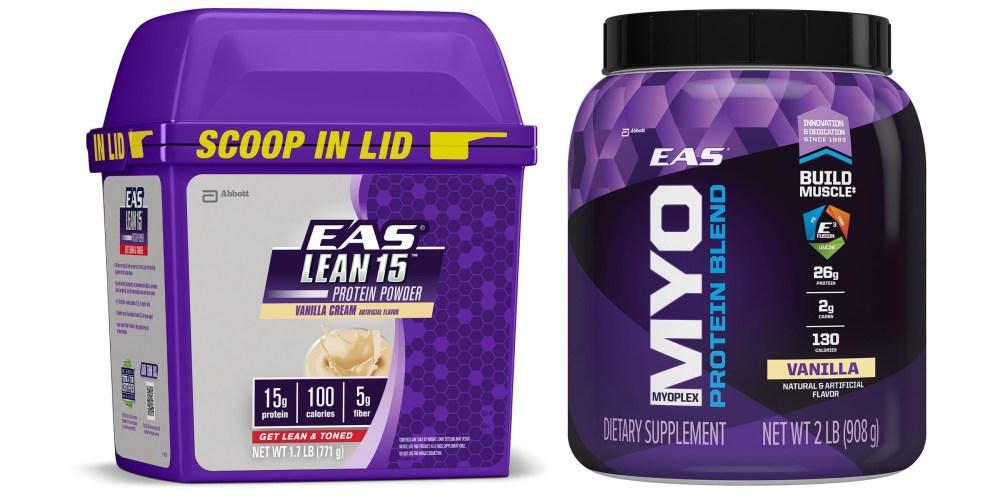 EAS Lean 15 Protein, Vanilla Cream (1.7 Pound)