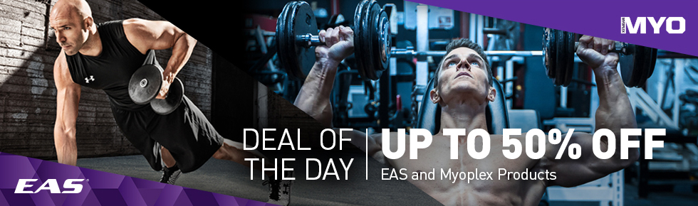 EAS Sports Nutrition products