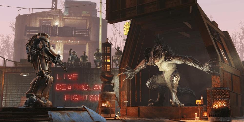 Fallout4-Wasteland Workshop