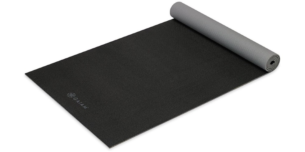 Gaiam 3mm Yoga Mat in multiple colors-sale-01
