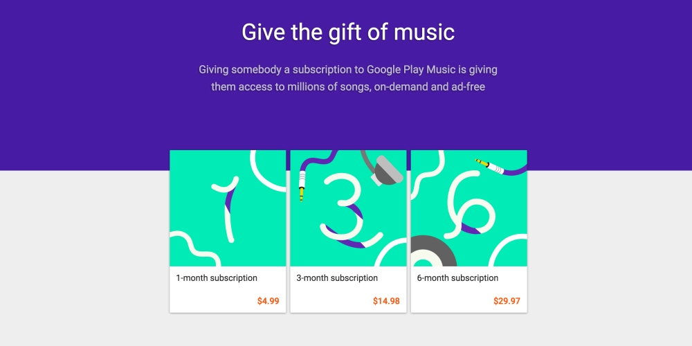 google-play-music-gift