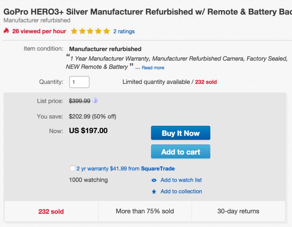 GoPro HERO3+ Silver-sale-02