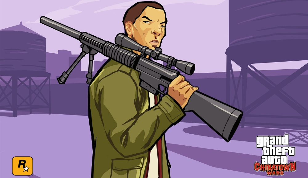Grand Theft Auto- Chinatown Wars for iOS-2
