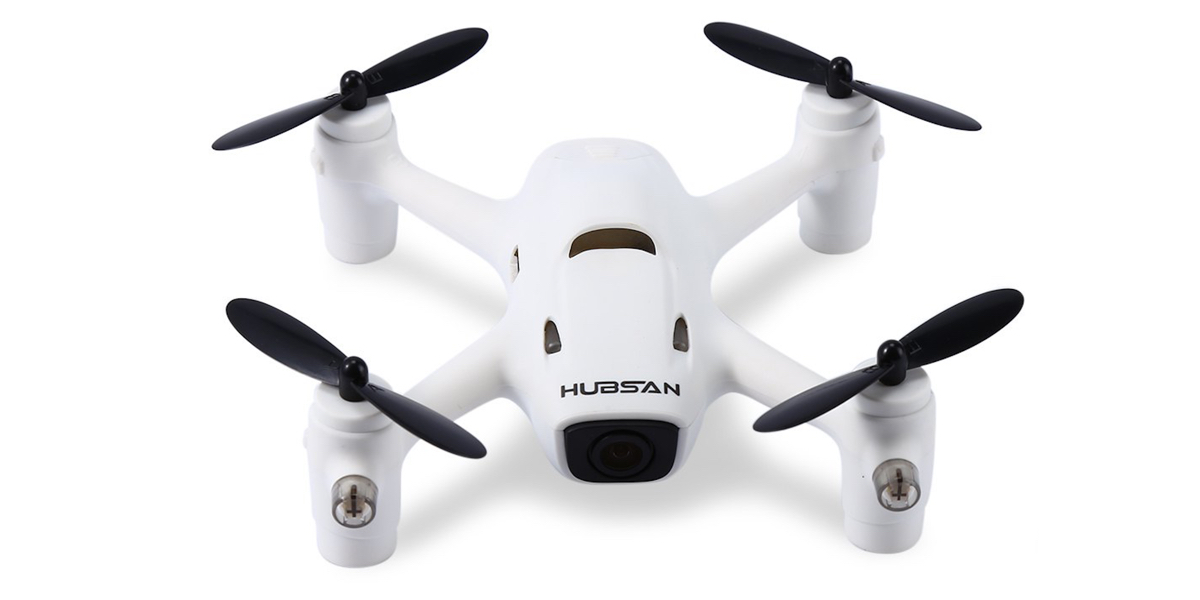Daily Deals: HUBSAN X4 Mini Quadcopter with 720p Camera $50