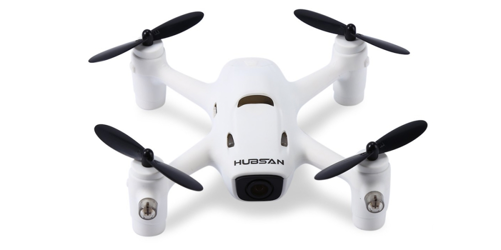 HUBSAN X4 Mini H107C+ Quadcopter with 720p Camera