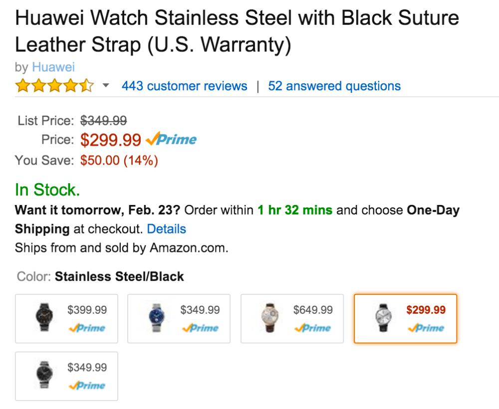 huwaei-watch-amazon-deals