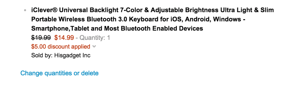 iClever Universal 7-Color Backlit Wireless Bluetooth 3.0 Keyboard-02
