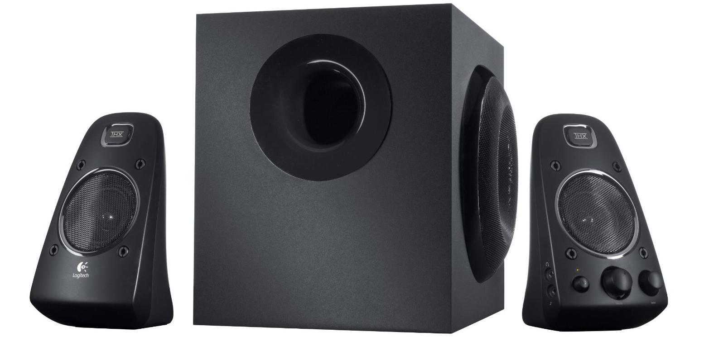 Upgrade Your Computer U0026 39 S Audio With Logitech U0026 39 S Z623 2 1
