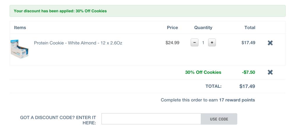 MyProtein cookies sale-4