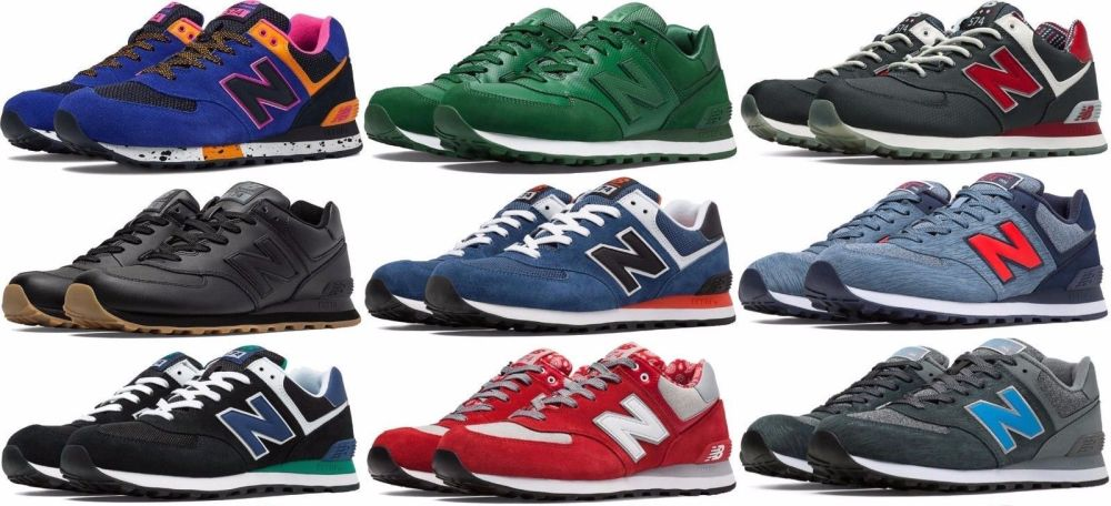 New Balance 574 - Mens Classic Traditional Shoe